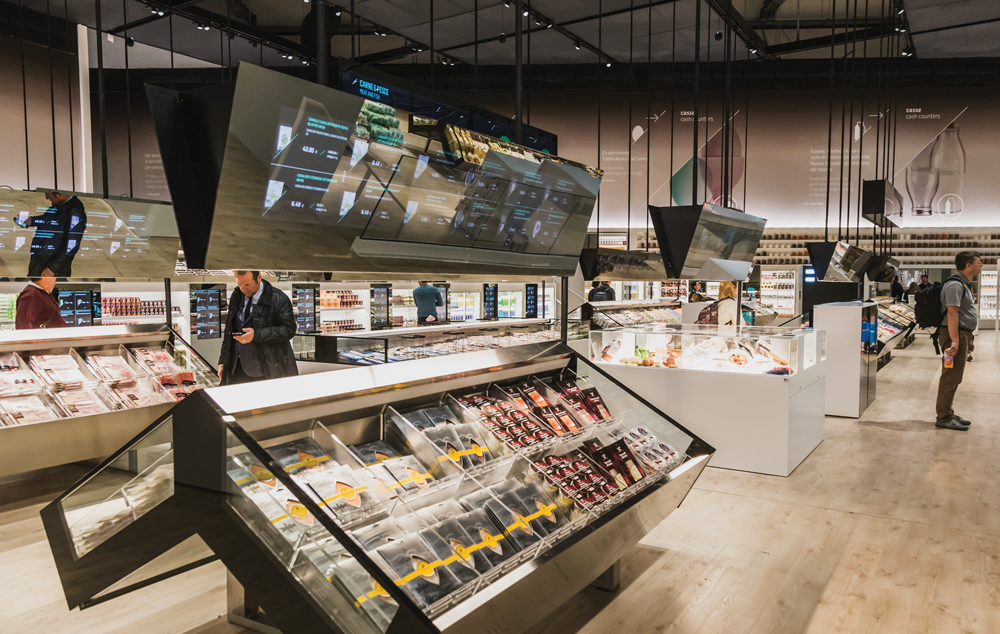 """""""Store of the Future: Winning strategies"""