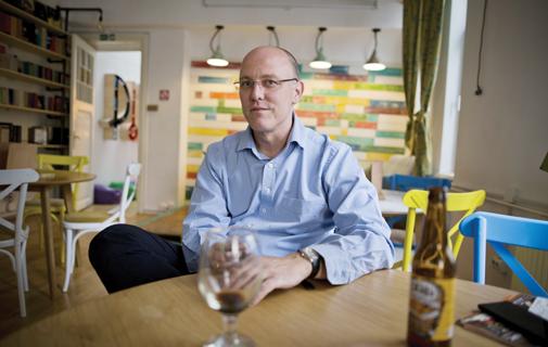Arnaud Dussaix, Owner Sikaru