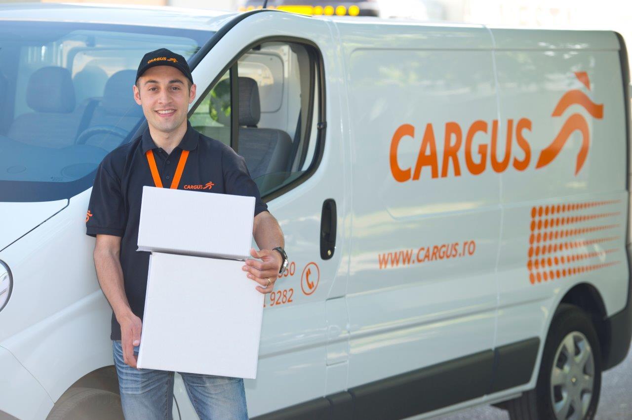 livrare Cargus