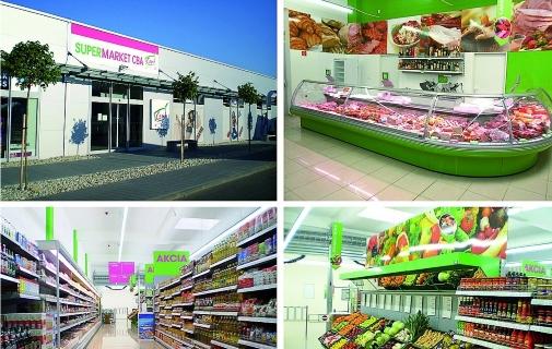 Supermarketuri CBA Slovacia