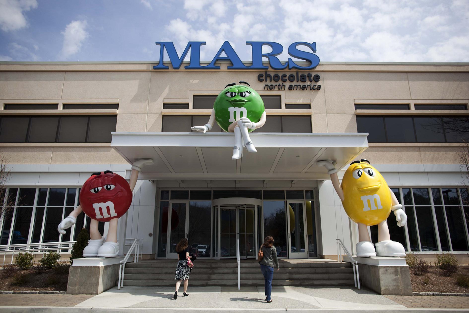 Mars Food Head Office Uk