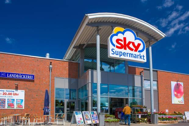 Sky Store Deutschland