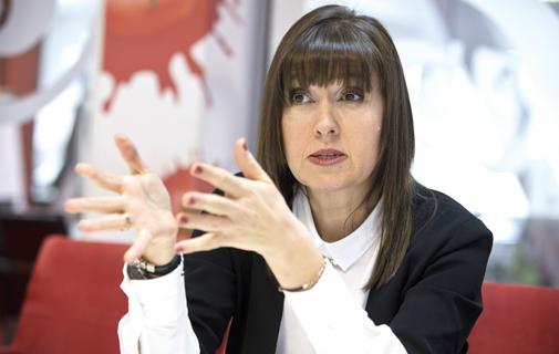 Manuela Banu, General Manager Orkla Foods România
