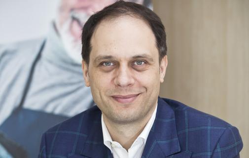 Mihai Cristian Darmanescu, General Manager Romfood Trading