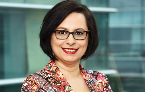 Mihaela Hoffman, Marketing Manager Coca-Cola HBC