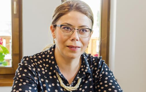 Felicia Tulai, brand manager Luna Solai