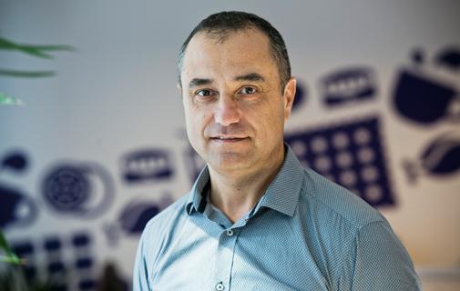 Ivaylo Naydenov, General Manager Mondelez România, Bulgaria și Estul Adriaticii