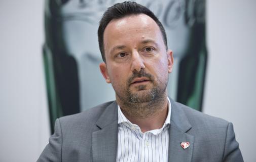 Dan Timotin, Director de Vanzari Coca-Cola HBC