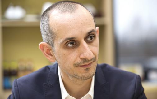 Marius Văcălău, COO Lagardère Retail Travel România