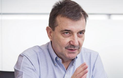 Mihai Georgescu, Head of Central & Eastern Europe Eti European Food Industries