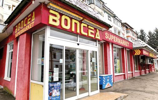 Supermarket Boncea