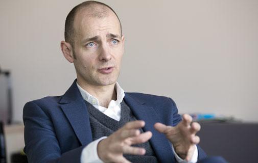 Jean Baptiste Dernoncourt, CEO Carrefour România