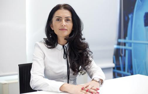 Cristina Andrei, General Manager Reckitt Benckiser Hygiene&Home