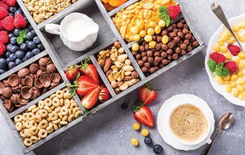 Cereale pentru mic-dejun