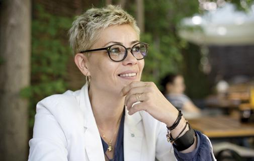 Georgiana Gheorghe, fondator Clatette