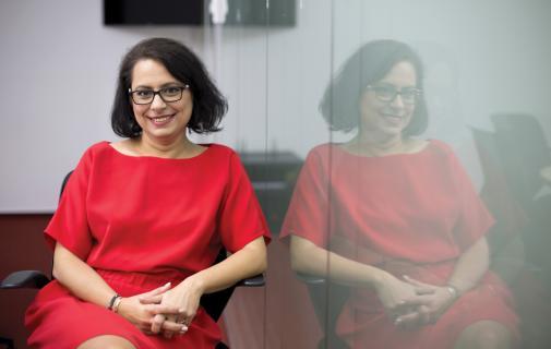 Mihaela Hoffman, Marketing Manager Coca-Cola