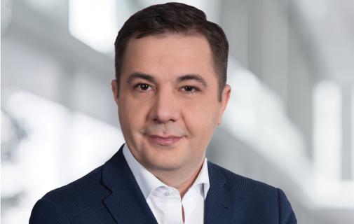 Dragoș Constantinescu, Președintele Ursus Breweries