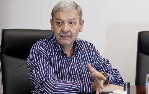 Nicolae Palfi, Vicepreședintele Romaqua Group