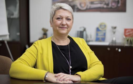 Irina Măndoiu, Director Comercial Lactalis România