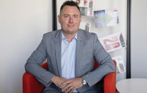 André Rossmann, Commercial Director al HL Display