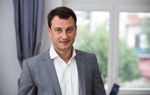 Adrian Ionescu, Head of Commercial & Marketing la Barilla în Europa Centrală și de Est