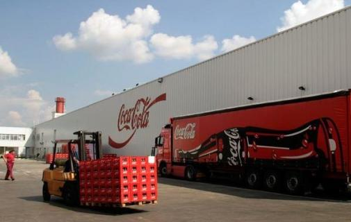 Coca-Cola HBC fabrica