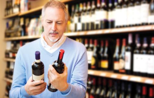 Consumator de vinuri