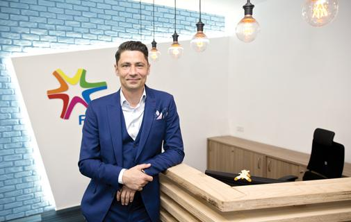 Cornel Cărămizaru, CEO Friesland Campina România