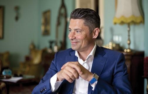 Cornel Cărămizaru, CEO FrieslandCampina România