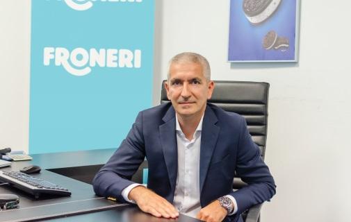 Cristian Doxan, Froneri