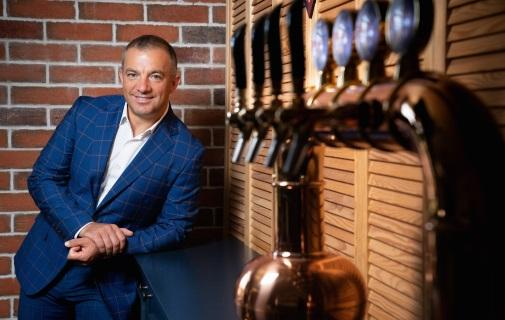 Daniel Mischie, CEO City Grill