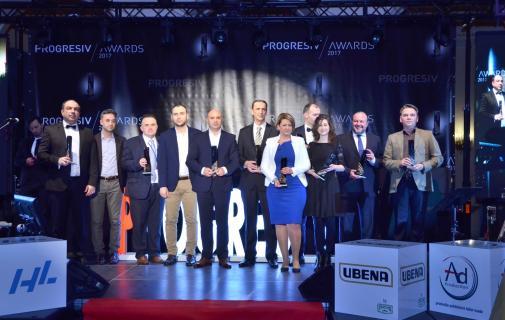 Castigatorii Progresiv Awards