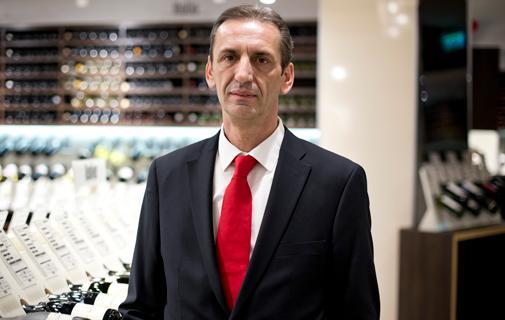 Vassilis Stavrou, CEO Mega Image