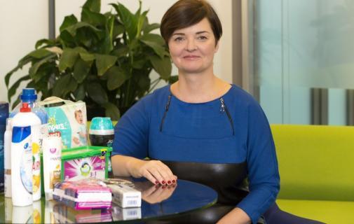 Elena Kudryashova, Vicepreşedinte pe regiunea Europei de Sud-Est Procter & Gamble