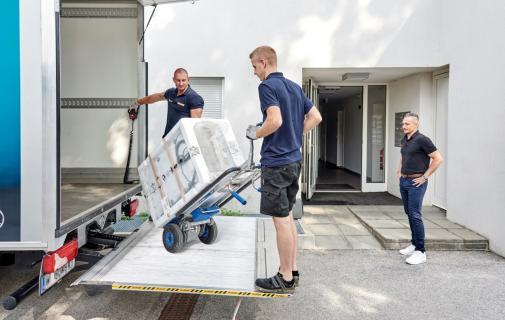 gebrueder weiss home delivery