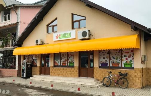 Magazin de proximitate LaDoiPași