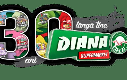 parteneriat Expert Software Diana Supermarket