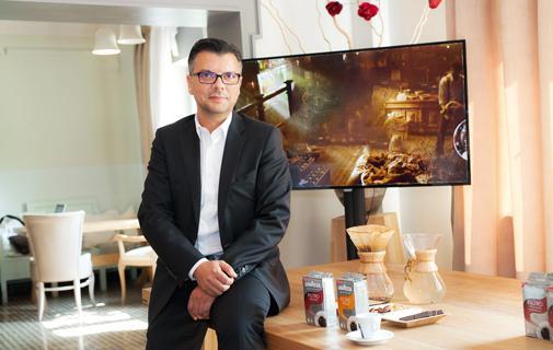 Interviu cu Mihai marinescu, manager Lavazza