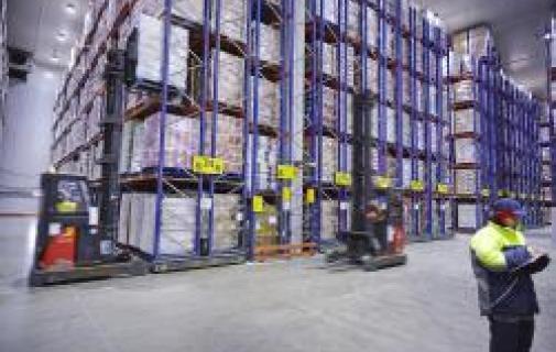Nestlé and XPO Logistics building digital warehouse of the