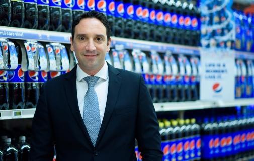 Nikos Tzinieris, Director Comercial PepsiCo East Balkans
