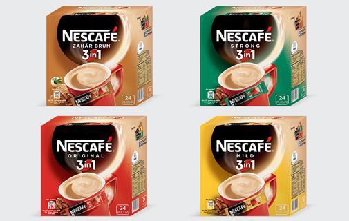 Nescafe 3in1