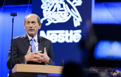 Paul Bulcke, Nestle