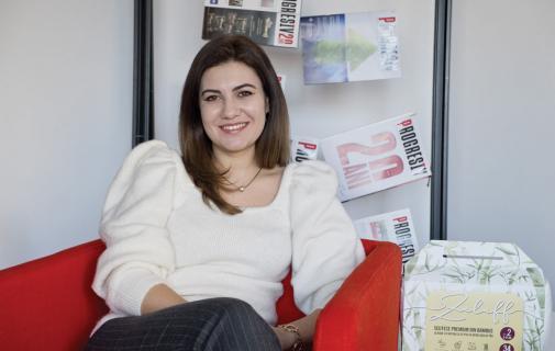 Ana Voicu, Zuluff