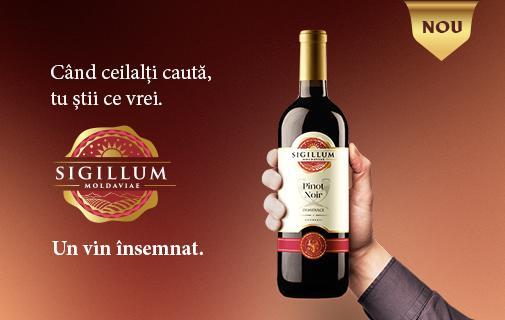 vin Sigilium Rosu