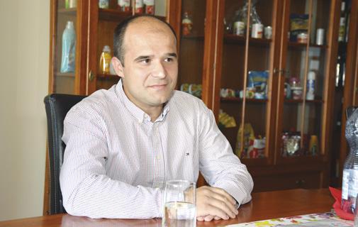 Ludovic Barta, Director General CBA Nord Vest