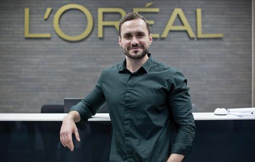 Vlad Popa, Director Comercial Divizia de Mass Market L'Oréal
