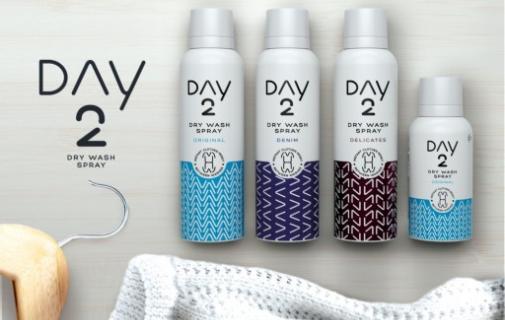 Day 2 spray