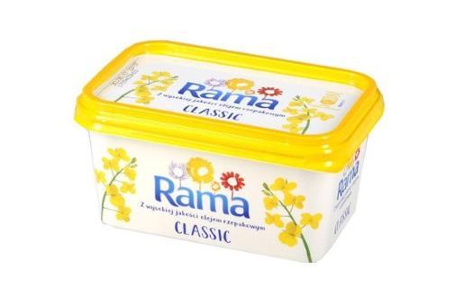 Margarină Rama