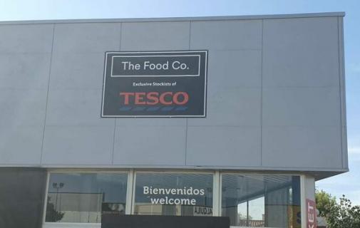Tesco intră pe piața din Spania