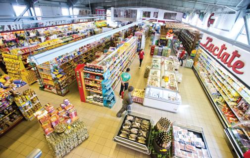 Magazin Euromarket